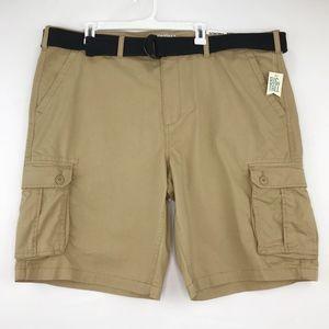 Sonoma Mens 44 Cargo Shorts Big & Tall